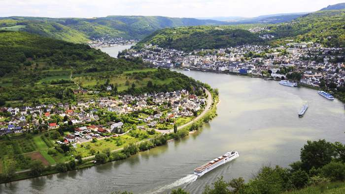 Once in a Lifetime Trips - Rhine river