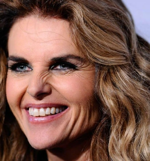 Sixty and Me - Happy 60th Birthday Maria Shriver