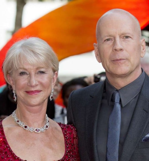 Helen Mirren on Ageism in Hollywood