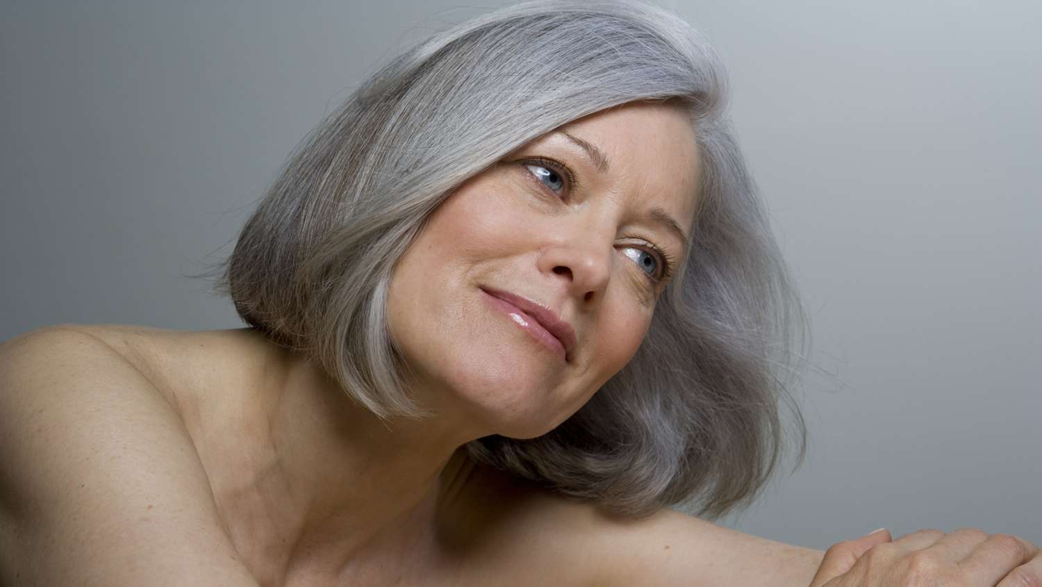 The Glory Of Going Gray