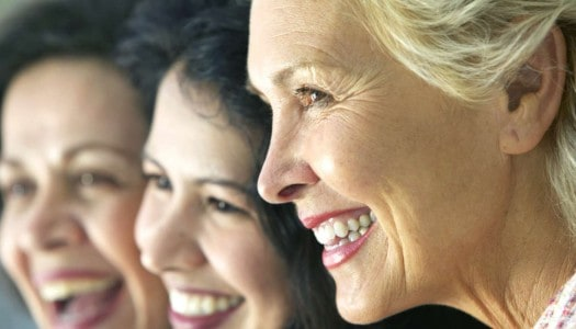 Women Over 60 Are Speaking with a New Voice – Strong, Wise and Respectful