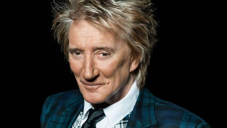 Happy Birthday Rod Stewart