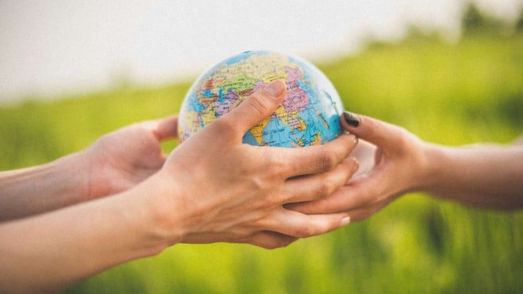 Sixty and Me - Protecting the Planet is the Best Legacy that We Can Leave for Our Grandkids