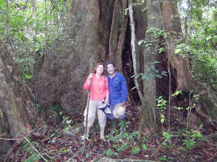 Becki and Rito in Nicaragua