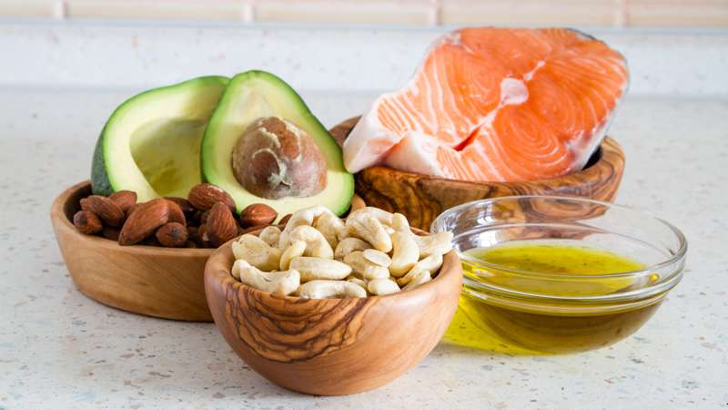 How to Lose Weight After Menopause - Healthy Fats