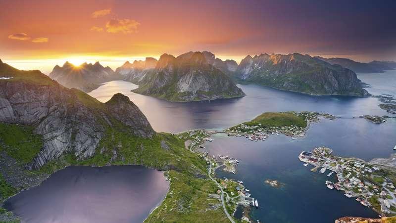 Road Scholar - Norwegian Fjords