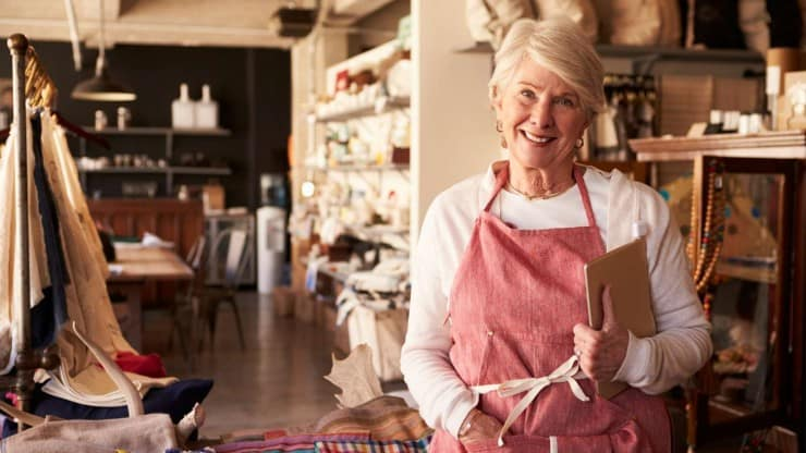 Part-Time Jobs for Retirees
