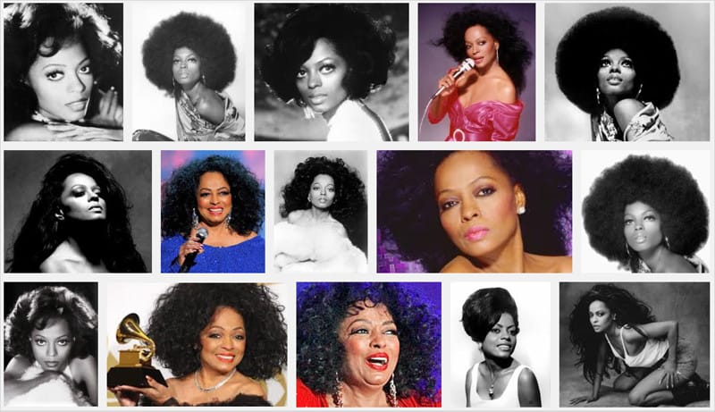 Diana Ross gallery
