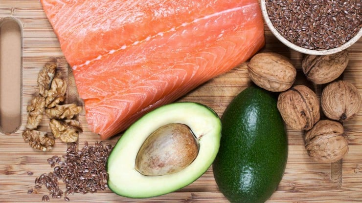 Healthy Aging and Fat Consumption