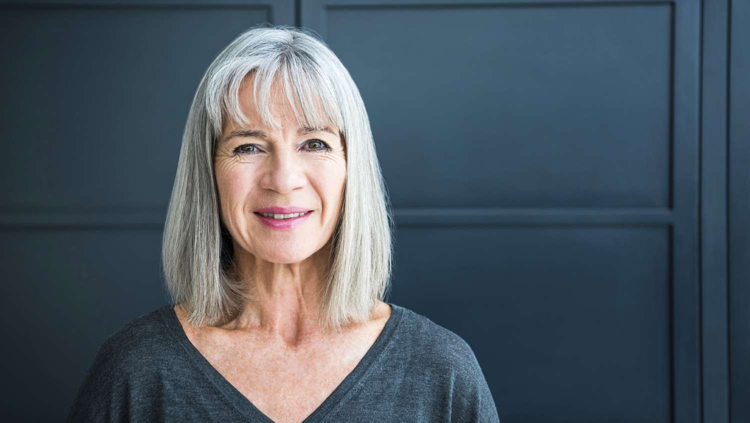 How To Improve Thinning Or Graying Hair After 60 Sixty And Me