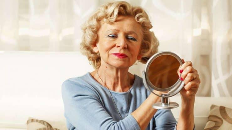 Bold Makeup Looks for Older Women