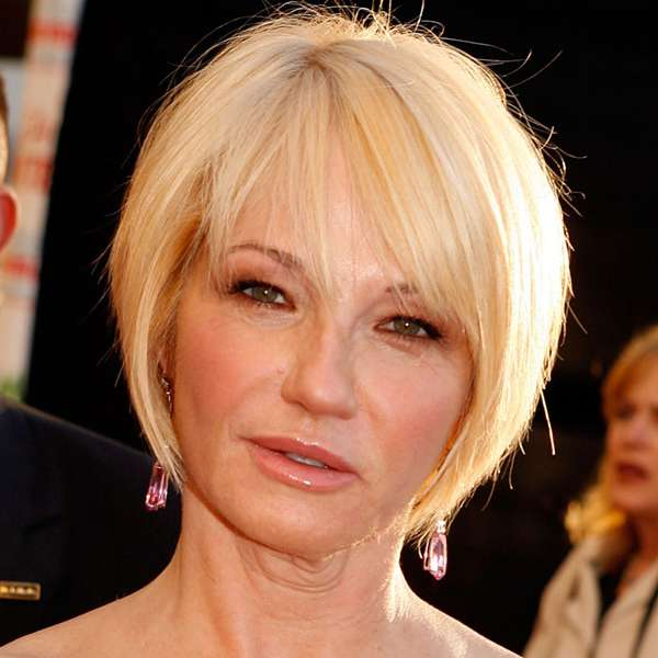 Medium Length Hairstyles for Older Women