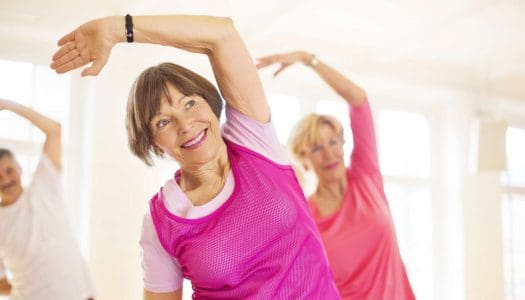 5 Fears that Stop Seniors from Trying Gentle Yoga
