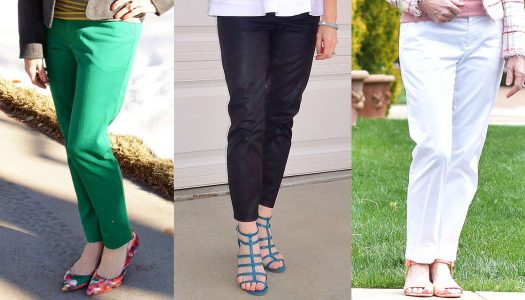 Ankle Pants and Spring Fashion for Women Over 60