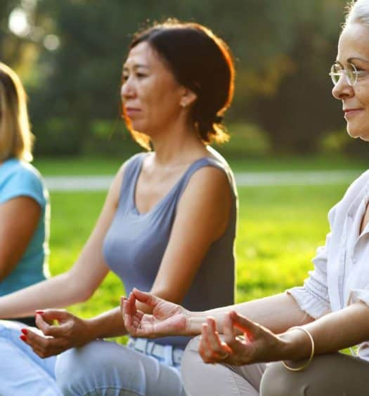 Gentle Yoga for Older Adults