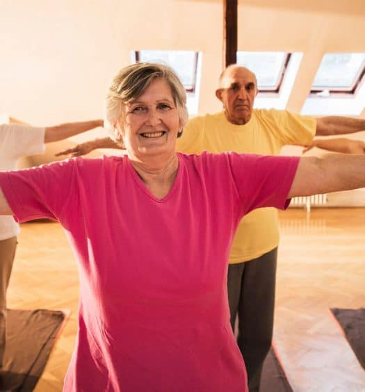 Sixty and Me Yoga DVD Reviews