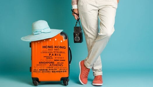 Travelling the World in Retirement with Only a Carry-on, Plus Our Packing List