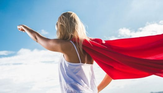 Why Women in Their 60s Still Need Superheroines