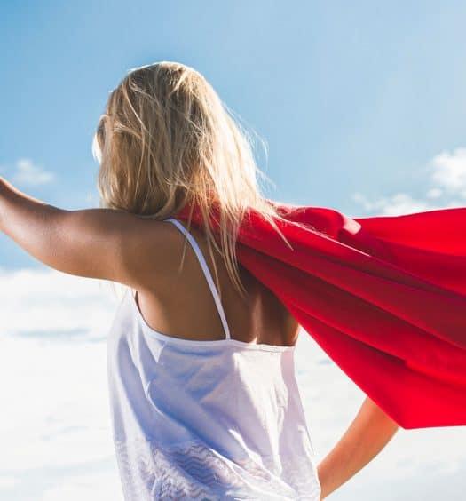 Women in Their 60s Still Need Superheroines