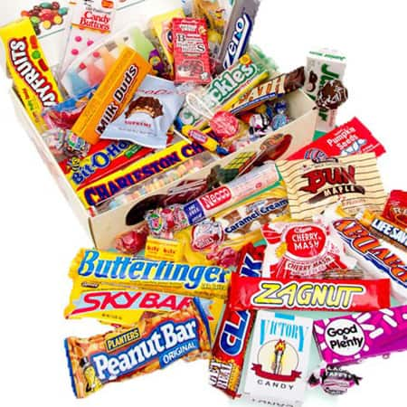 1960s candy
