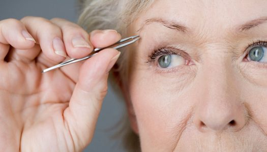 Greying and Thinning Eyebrows Got You Down? Here Are Some Useful Tips! (Video)