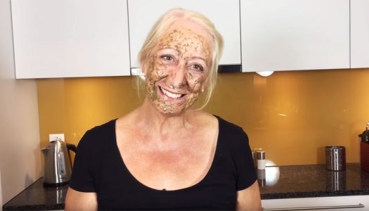 Making a Luxurious Coffee Face Mask from Natural Ingredients in Your Kitchen