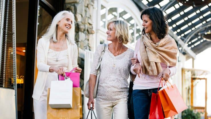 Shopping Style After 60