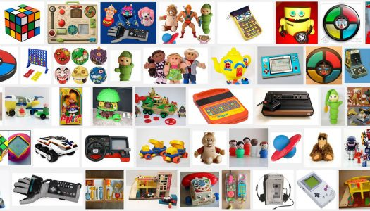 Which 1980s Toys Did Your Kids Love?