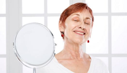 Up Close and Personal! Why Women Over 60 Need a Magnifying Mirror