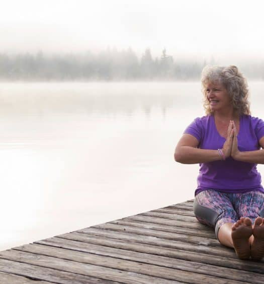 Reduce Stress and Find Balance in Life After 60