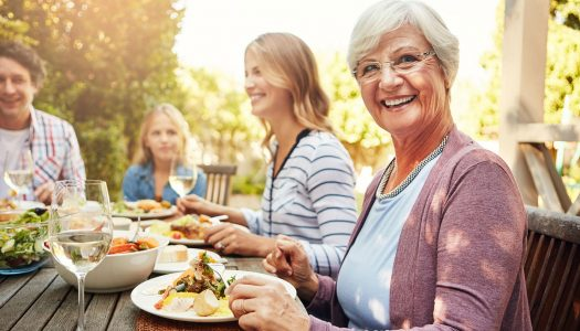 Does Healthy Eating = Healthy Aging?