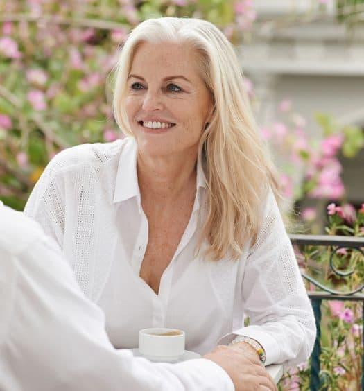 Single Older Woman