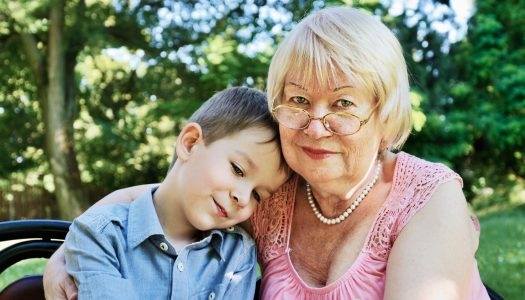 How to Help Your Grandkids to Deal with Anxiety About Our Violent World