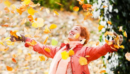 10 Autumn Aspirations to Help You Get More from Life After 60