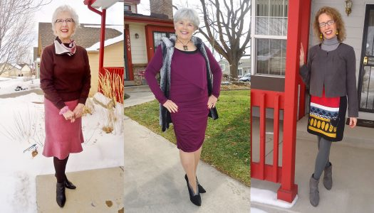 Why Ankle Boots Are One of the Hottest Fall Fashion Trends for Women over 60