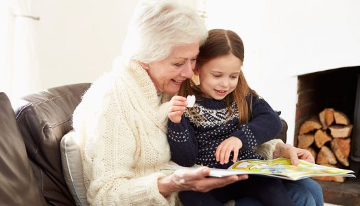 Using the READ Strategy with Grandchildren
