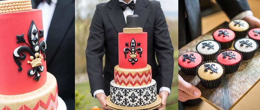 fleur-de-lis-wedding-cake-by-lindy-smith