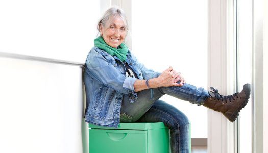 """A Fit of Jeanius: Forget the """"Experts!"""" Women Over 60 Still Love their Jeans"""