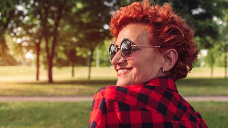 Finding Happiness After 50