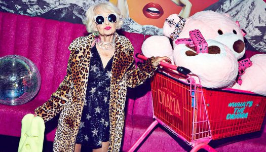 88-Year-Old Fashion Icon Wins the Hearts of Boomers and Millennials Alike