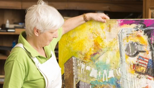 How to Return to Your Art Spirit and Find True Freedom After 60