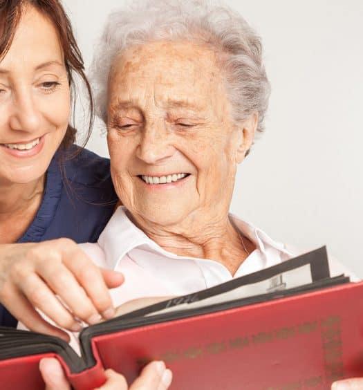Nostalgia Dementia Treatment