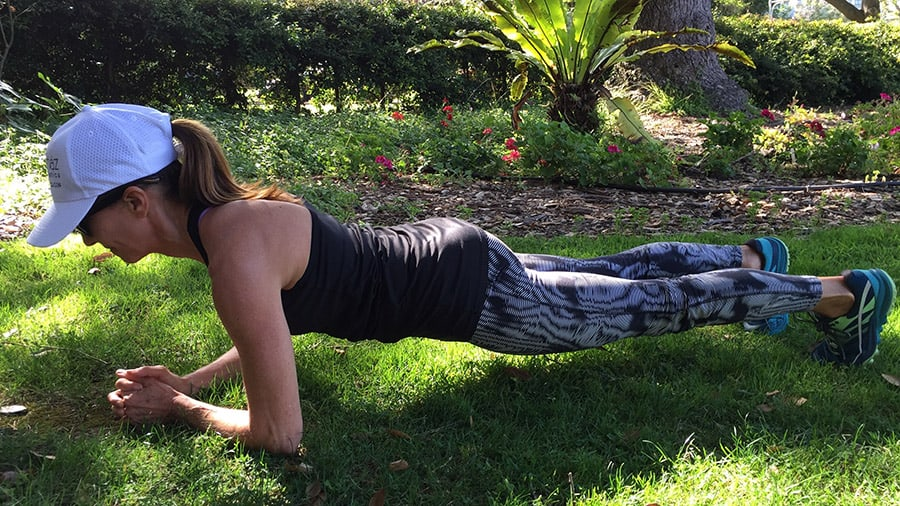 Plank fitness after 60