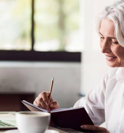 Writing a Book in Your 60s