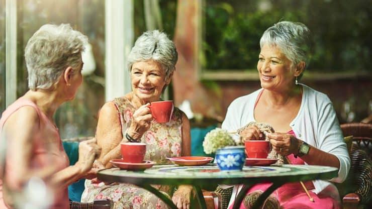 Women Over 60 in the Media