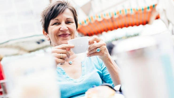Senior woman Aging with Attitude