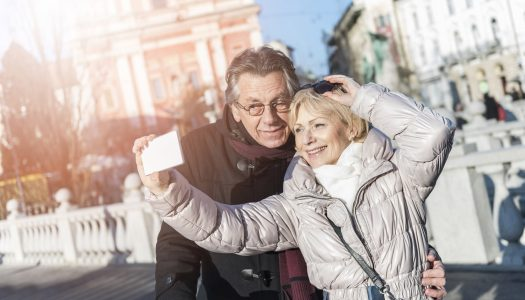 Senior Travel Surprise: Vacations Are Actually Splendid for New Couples!