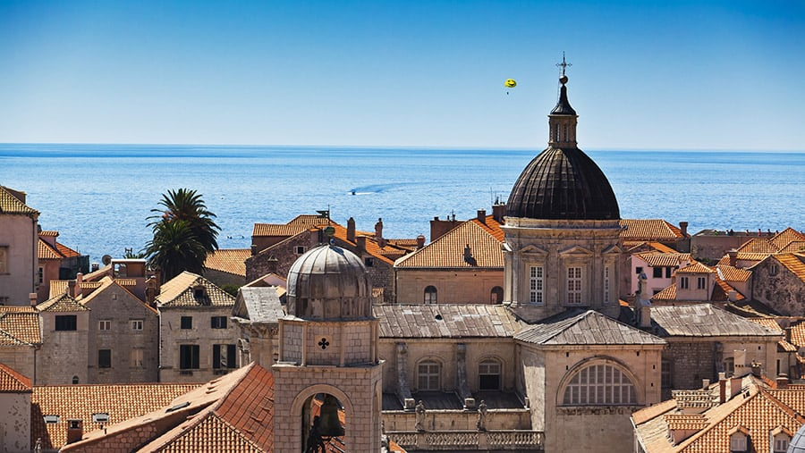 Dubrovnik senior travel