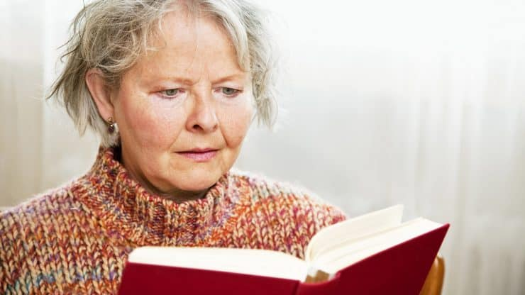 senior woman Book Recommendations