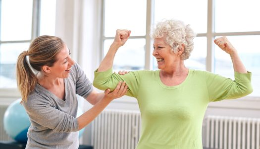 How Muscle Building Exercises Help You to Lose Weight After 60